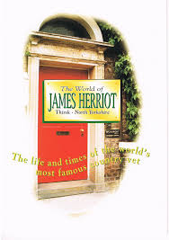 the world of james herriot museum brochure cover 1999