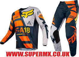 womens motocross gear uk 2018 fox 180 sayak kids motocross kit combo orange super mx