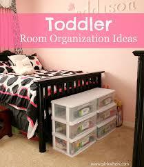 Kids Room Organization Ideas by Best 20 Toddler Closet Organization Ideas On Pinterest Nursery