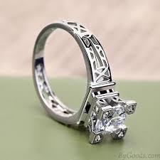 love rings design images Love paris eiffel tower design romantic inlay zircon ring jpg