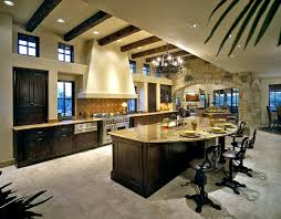 kitchen tile floor designs appliances nice open floor plan with big kitchen islands and