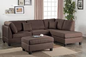 Sleeper Sofa Costco Ottomans Small Sectional Couch Sofa With Ottoman Chaise Costco