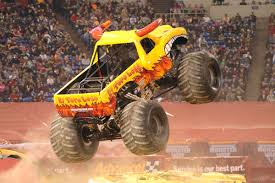monster truck show boston son uva digger driven ryan anderson the son of grave digger u0027s