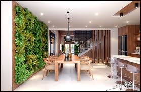 Rich Living Room by Indoor Garden Designs Living Room Interior Design Close To Nature