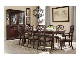 Dining Room Table And China Cabinet Signature Design By Ashley Leahlyn Traditional Buffet U0026 Hutch