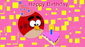 angry birds images angry birds birthday card wallpaper and