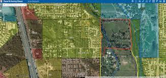 Redding California Map 24 Acres Downtown Redding Redding Land