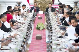 Members Of British Cabinet Jokowi U0027s New Cabinet Who U0027s The Boss Now The Jakarta Post