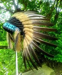 turkey feather headband total sale turkey feather headdress indian style headdress