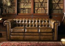 canapé chesterfield cuir vieilli canape chesterfield marron large canape chesterfield marron vieilli