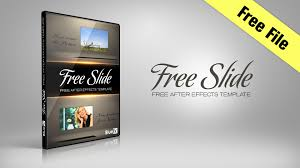 after effects slideshow template free free slide bluefx