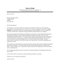 cover letter for any position cover letter for any position the
