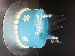 frozen birthday cake one tier disney s frozen birthday cake scq