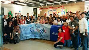 visit google asia pasific office di singapore nouvrymukuan u0027s blog