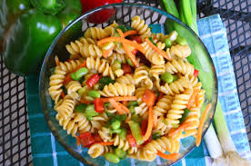 asian pasta salad simple sweet u0026 savory