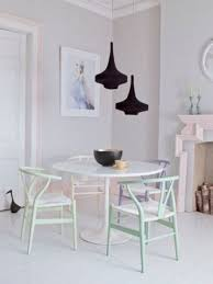 Pastel Dining Chairs 30 Gorgeous Feminine Dining Room Furniture Ideas Digsdigs