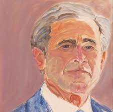president and painter george w bush u0027s artwork heading to