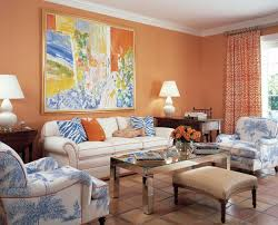 Curtain Color For Orange Walls Inspiration Amazing Of Curtain Color For Orange Walls Ideas With Curtains