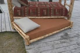 Trundle Beds For Sale Rustic Log Trundle Bed W Mattress Rustic Beds For Sale Lodge Craft