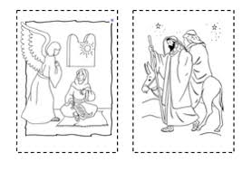 christmas story sequencing booklet by steademan teaching