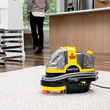 Spot Rug Cleaner Machine Spotbot Portable Carpet Cleaner 1711 Bissell Carpet Cleaners