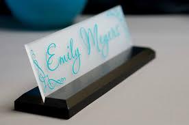 etched glass desk name plates hostgarcia for glass desk name plate