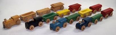 wooden train set table wooden track trains part 1