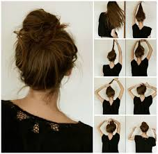 How To Do Easy Hairstyles Step By Step by Best Easy Do It Yourself Hairstyles Pictures Unique Wedding
