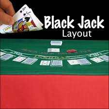 Black Jack Table by Casino Rental Games Betting Chips Layouts Black Jack Table