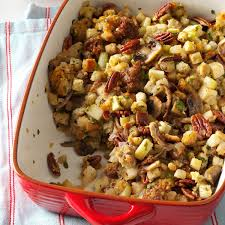 dressing recipe for thanksgiving sausage bread dressing recipe taste of home
