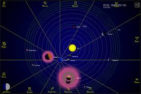 Map Of Constellations The Planets Today A Live View Of The Solar System