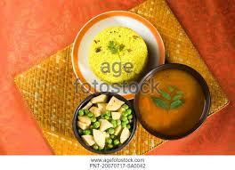 ag e angle cuisine matki dal curry moth bean curry india stock photo picture and