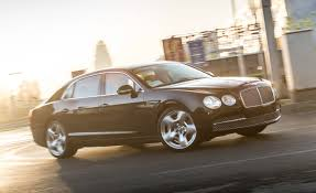 bentley flying spur 2014 2014 bentley flying spur first drive u2013 review u2013 car and driver