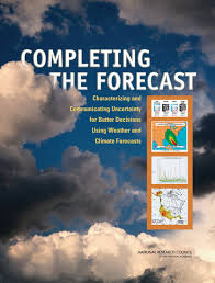 Comfortable With Uncertainty 2 Uncertainty In Decision Making Completing The Forecast