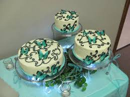 blue butterfly wedding cake decorations Kinds of Butterfly