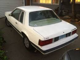 1982 mustang glx 1982 ford mustang glx notchback used ford mustang for sale in