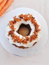 carrot bundt cake twosaucysisters