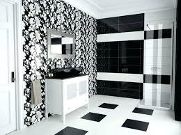 salon et cuisine moderne decoration noir et blanc deco cuisine noir deco cuisine et