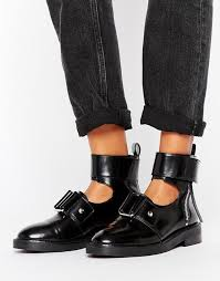 womens boots uk asos more selection asos boots asos axle leather cut out ankle