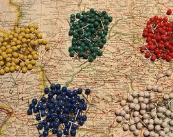 map tacks pin map travel travel map pins travel maps and major