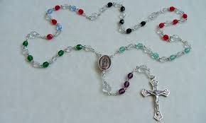 my rosary right to rosary design my rosary personalized handmade