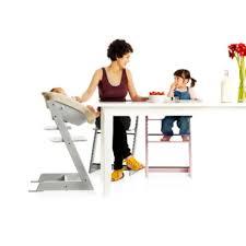 chaise volutive stokke 20 nouvelles chaises hautes pour que bébé soit bien installé