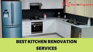 kitchen cabinet design singapore the 11 best kitchen renovation services in singapore 2021