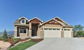 home builders colorado springs custom homes