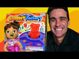 gummy factory sweet sour gummy factory with baby alive unboxing