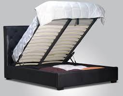 easy diy king platform beds with storage modern king beds design