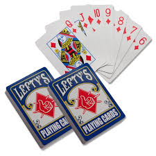lefty s left handed cards