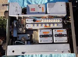 Radio Transmitter Repair Ma Racal Military Receiver Ra329 Ra217d Rx And Ma323 Rtty Unit