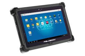 fieldbook e1 rugged android tablet by logic instrument an