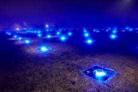 disney drone light show intel s drone light shows peek behind the scenes soma funcheap